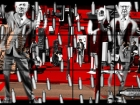Gilbert & George - 'Scapegoat' Paris