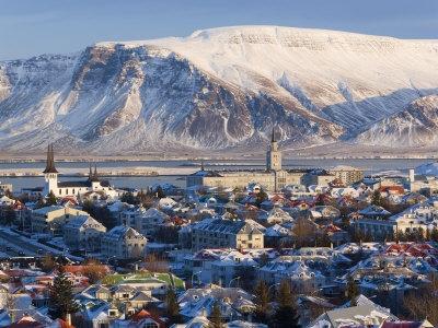 Reykjavik, Winter Weekend
