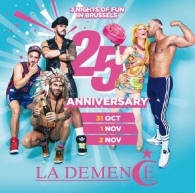 La Demence - 25th Anniversary - Opening Part